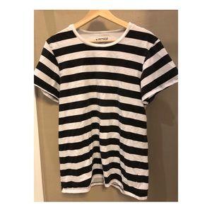 Striped Casual Shirt